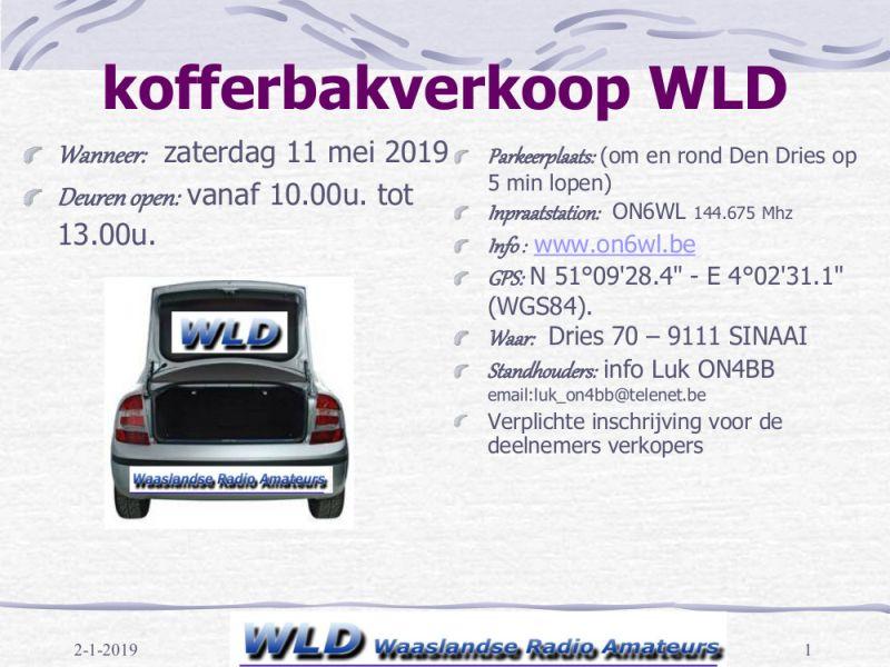 Kofferbakverkoop2019